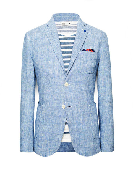 HE by Mango Americana lino moda