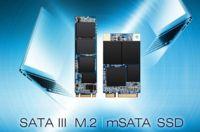 Silicon Power da el salto a SDDs tipo M.2 y mSATA con familia M10 Series
