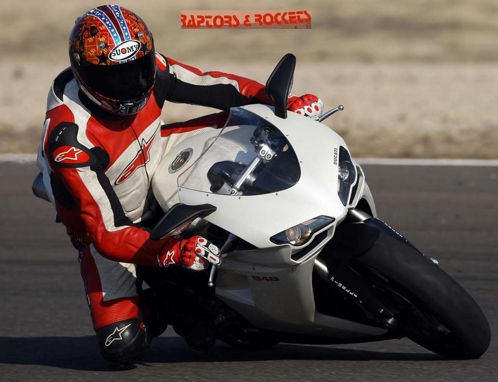 Foto de Presentación Ducati 848 (7/12)
