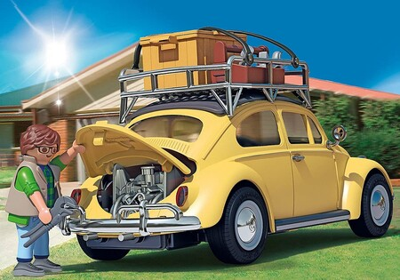 Estos Iconicos Autos En Version Playmobil Son Un Regalo Perfecto Para Tus Hijos Y Sobrinos
