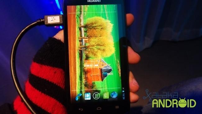 Foto de Huawei Ascend D Quad XL (3/6)