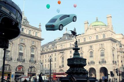 El anuncio del nuevo Ford Mondeo a la final de la Champions League