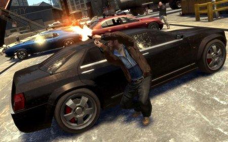 'GTA IV' para Kinect se muestra en vídeo. El futuro de los jugones hardcore está aquí