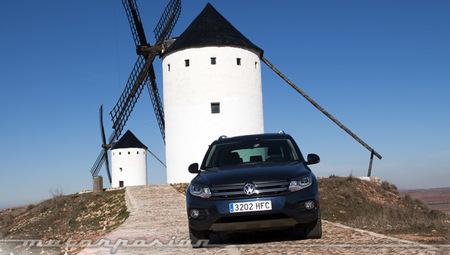 Volkswagen Tiguan Country 2.0 TDI, prueba (equipamiento, versiones y seguridad)