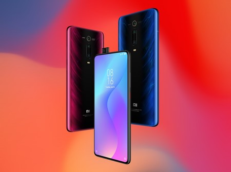 Xiaomi Mi 9t Smartphone Con Pantalla Amoled Full Screen De 6 39 Selfie Pop Up Triple Camara De 13 48 8 Mp Con Nfc 4000 Mah Qualcomm Sd