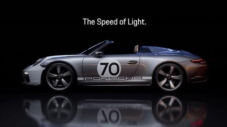 Esto no es un coche: es un render hecho en tiempo real por Porsche, NVIDIA y Epic Games