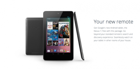 Nexus 7 Google Fiber