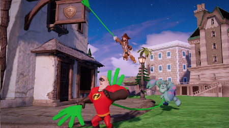 Ventas de Disney Infinity alcanzan 3 millones de unidades
