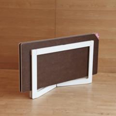 Foto 7 de 7 de la galería ola-mesa-plegable-minimalista en Decoesfera