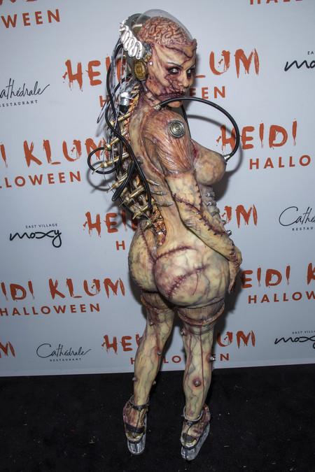 Heidi Klum Halloween 2019 3