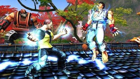E3 2011: 'Street Fighter x Tekken' también en PS Vita