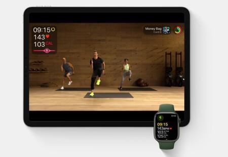 Apple Fitness Espana