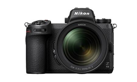 Nikon Z6 Ii 24 70 4 Front