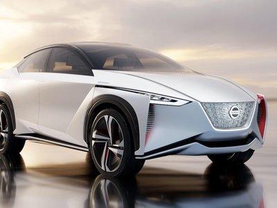 Nissan IMx es el increíble concepto de SUV eléctrico y autónomo con inteligencia artificial y autonomía de infarto