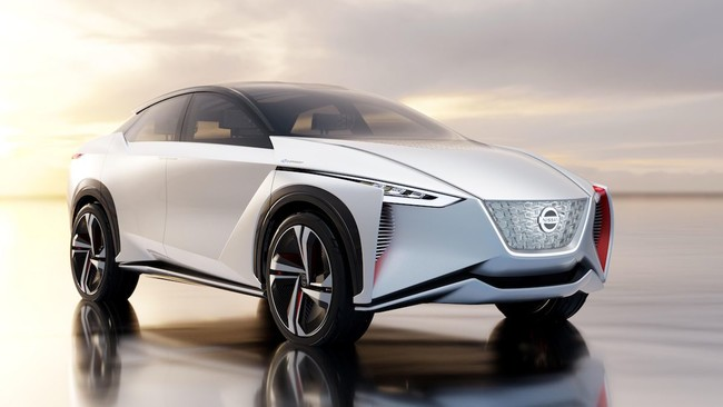 Nissan Imx Zero Emission 1