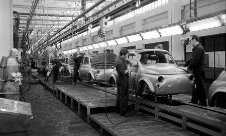 Fiat cierra la fábrica de Termini Imerese