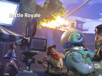 Guía Fortnite Battle Royale: mapa y vídeo de la estrella secreta Taquillazo de la semana 1