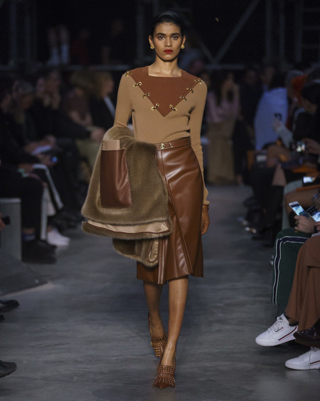 Burberry Autumn Winter 2019 Collection Look 65
