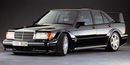 Coches para el recuerdo: el Mercedes-Benz 190 E 2.5-16 Evo II cumple 25 años