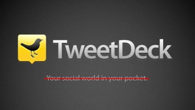 TweetDeck pierde sus versiones de iOS, Android y AIR, y el soporte de Facebook