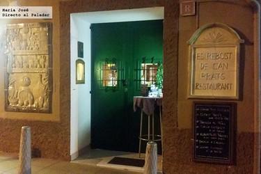 Restaurante Es Rebost de Can Prats, cocina de tradición en el pueblo ibicenco de San Antonio