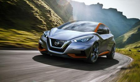 Nissan Sway Concept: ¿el futuro del Micra?