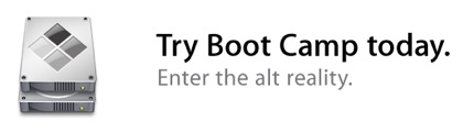 Nuevo Boot Camp 1.3 beta