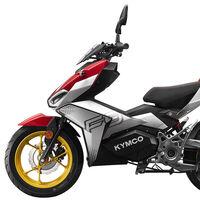 La Kymco F9 es una eScooter urbana con estilo deportivo y cambio de dos velocidades
