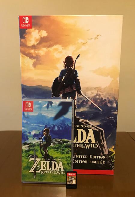 Zelda Edición Especial