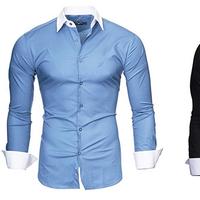 """Puedes estrenar una camisa Slim Fit modelo """"Twoface"""" de Kayhan por sólo 19,99 euros gracias a Amazon"""