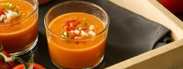 Gazpacho: nuestra nueva receta favorita (y siete trucos para que salga perfecto)