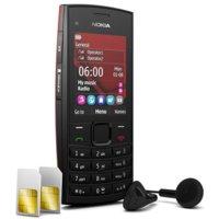 Nokia X2-02, nuevo teléfono musical con DualSIM