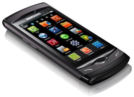 Samsung Wave (S8500), cargado de tecnología
