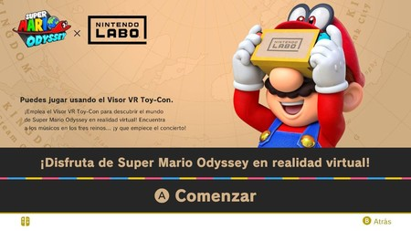 Mis peores presagios se han cumplido con Mario y Zelda en Switch mediante el Kit VR de Nintendo Labo