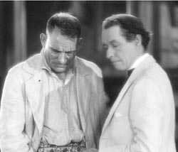 'La Sangre Manda', Tod Browning y Lon Chaney