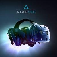 HTC Vive Pro: más resolución que nunca para la realidad virtual de HTC