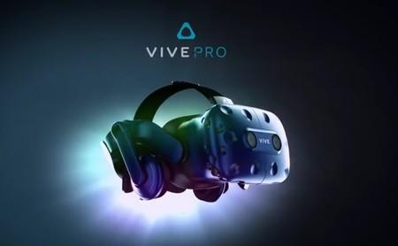 HTC Vive Pro: más resolución que nunca para la realidad virtual de HTC [Actualizada]