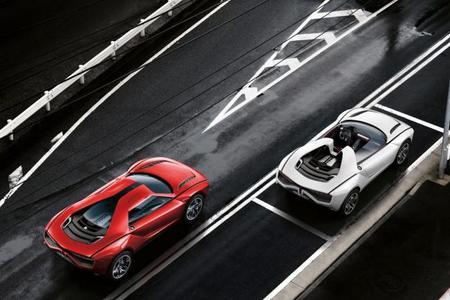 Italdesign Giugiaro Parcour Coupé y Roadster