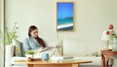 Atmoph, la pantalla 4K que quiere convertirse en ventana