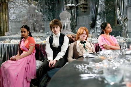 Baila Navidad Harry Potter Yulle Balla