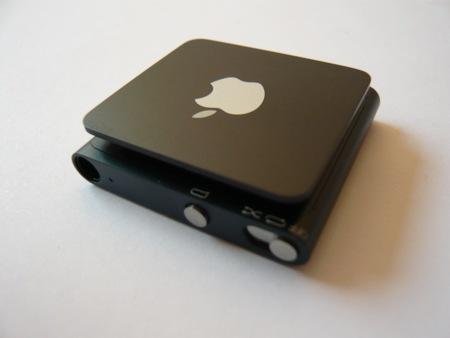 iPod shuffle 2012 trasera
