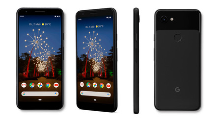 Pixel 3a Completo