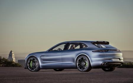 El Porsche Panamera Sport Turismo estará en el Salón de París