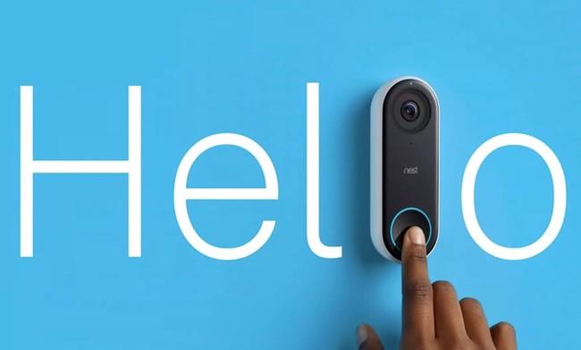 Nest Hello: una cámara conectada para que siempre sepas quién llama a la puerta