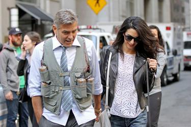 De la novia del año a la abogada de moda, Amal Clooney inspira con sus mejores looks