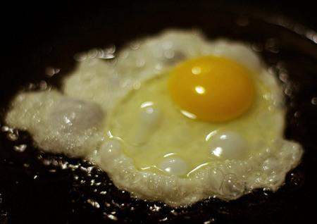 Los huevos fritos, ¿buenos para la salud?
