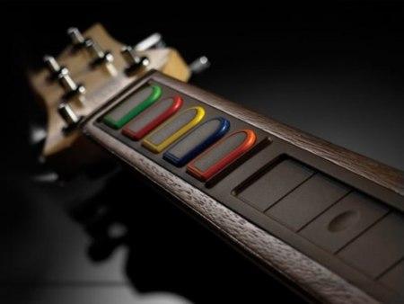 Imagen de la semana: Logitech Wireless Guitar