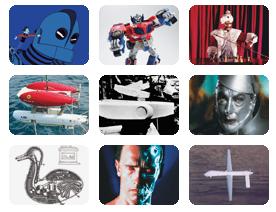 Los 50 mejores Robots de la historia