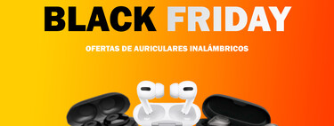Auriculares inalámbricos: las mejores ofertas en la semana del Black Friday de AirPods y alternativas compatibles con Apple