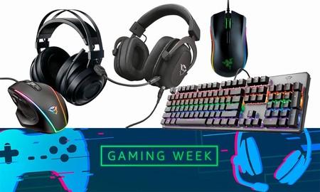 17 ofertas en periféricos gaming Razer y Trust en la Gaming Week de Amazon